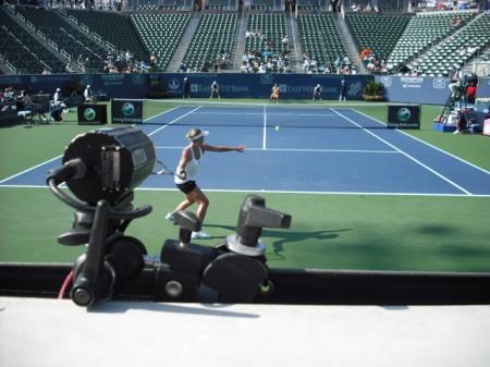 tennis radar system
