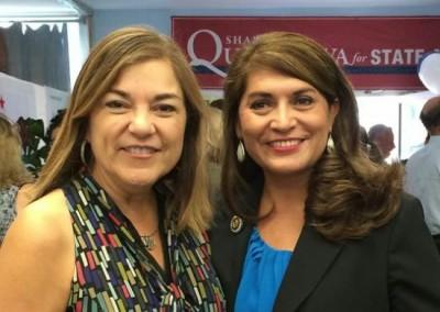 Sharon-Quirk-Silva-and-Loretta-Sanchez-e1406248869697