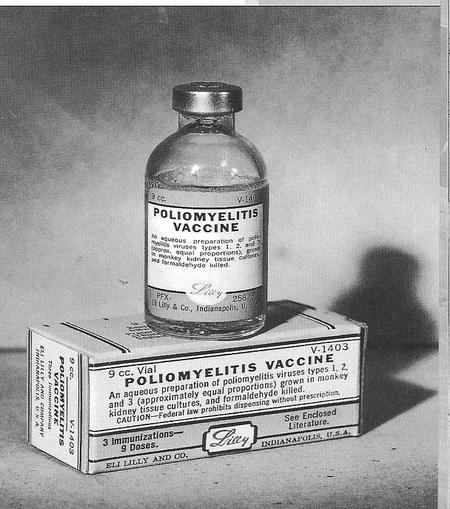 polio-vile