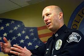 Fullerton's Police Chief Dan Hughes